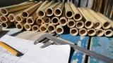Qualitatives Bambus Material für Tenor Panflöten