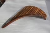 Bass Panflöte braun